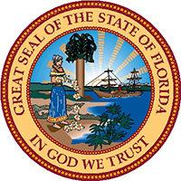 Emblem Florida Seal L